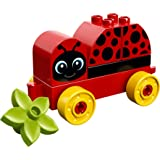 LEGO DUPLO My First My First Ladybug 10859 Building Kit (6 Piece)