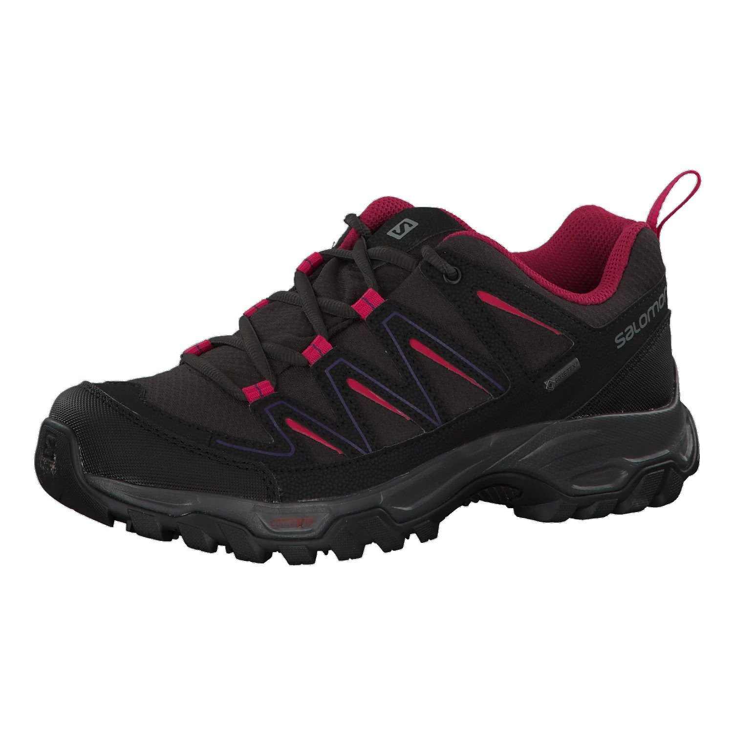 Salomon L40438700 Arcalo 2 Gore-TEX® Damen Outdoorschuh Ortholite-Innensohle