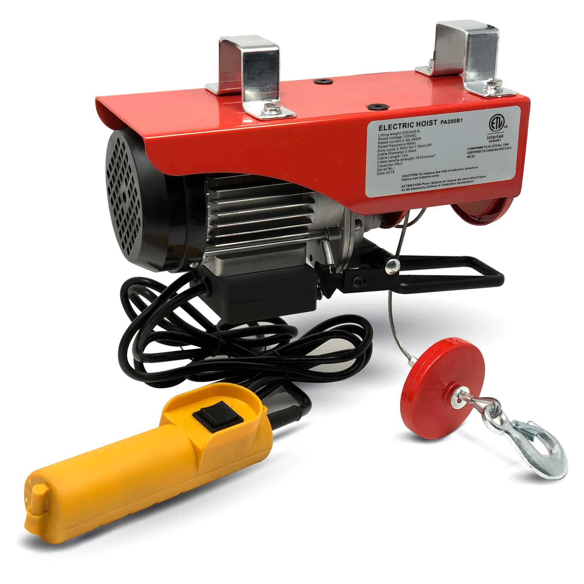 Best Rated in Winches, Hoists & Pulleys & Helpful Customer