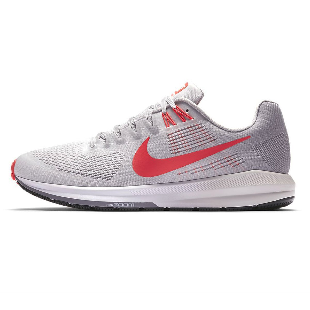 Mens NIKE AIR ZOOM STRUCTURE 21 Running Trainers 904695 600