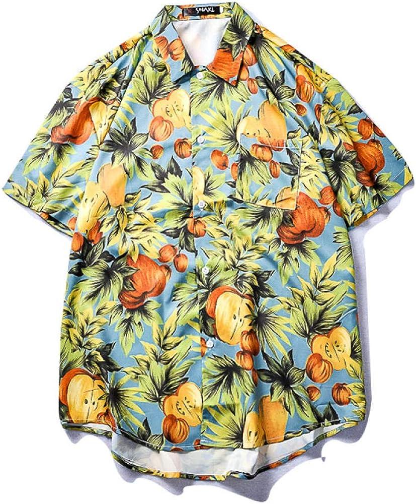 Camisa De Playa De Manga Corta Camisa De Playa para Hombre Camisa De Surf De Secado Rápido Hawaiana De Secado Rápido: Amazon.es: Ropa y accesorios