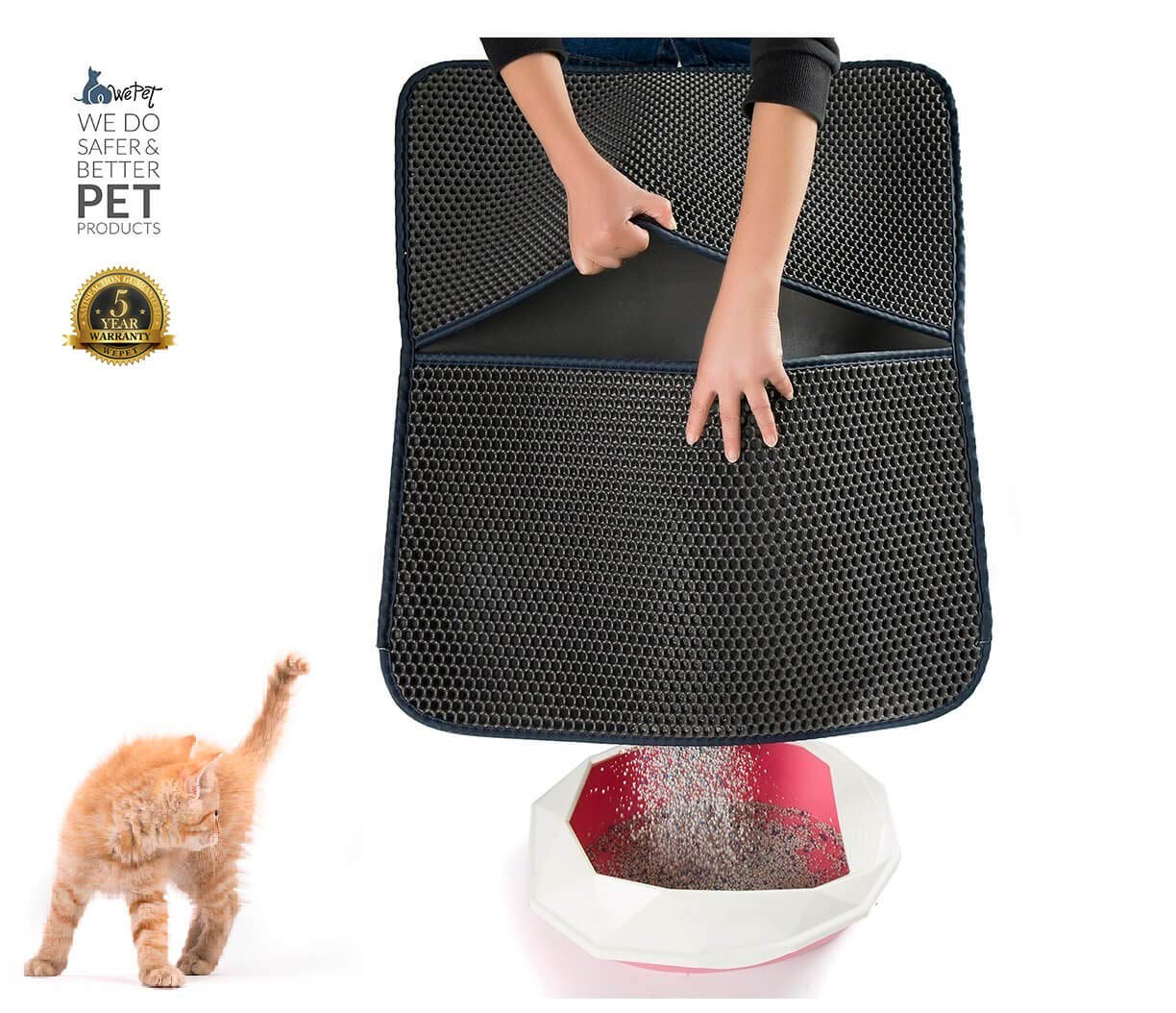 Best Cat Litter Mat