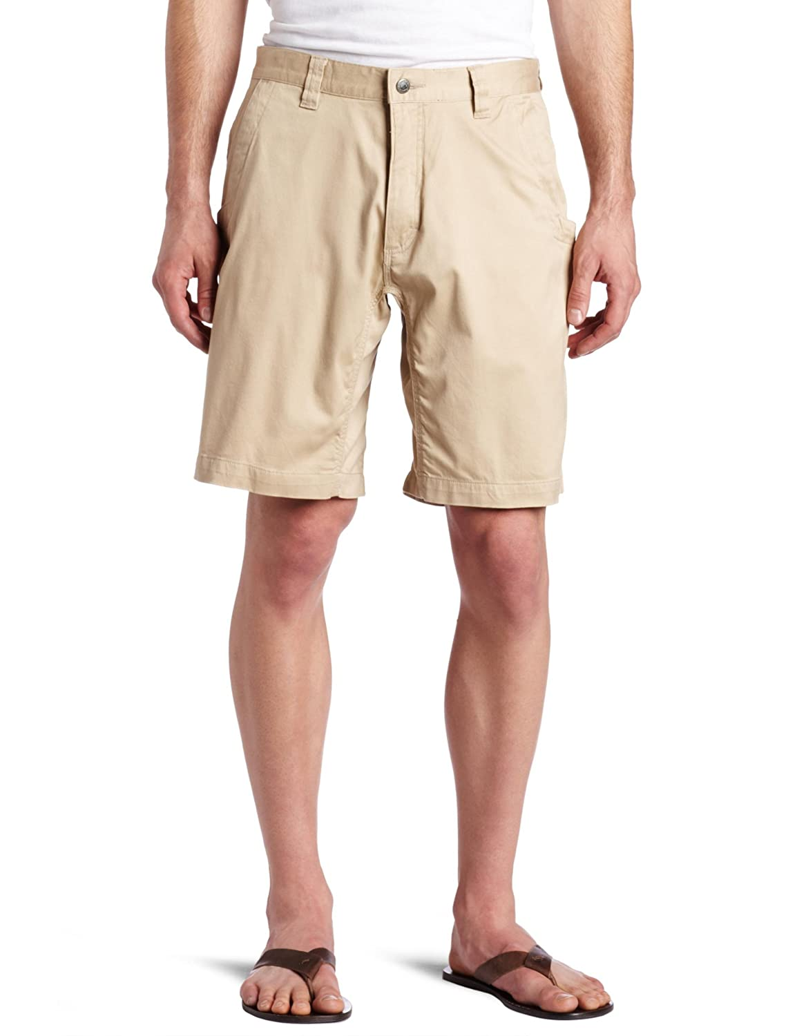Mountain Khakis Herren Lake Lodge Twill kurz Relaxed Fit