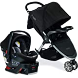 Britax B-Agile & B-Safe 35 Travel System, Dual Comfort Collection
