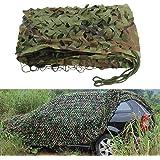 Rete mimetica camo rete in tessuto Oxford caccia e tiro Hide esercito per campeggio nascondere 2m 3m 5m 7m