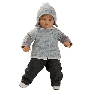 Unbekannt Paola Reina 08549 60 cm Adrian Puppe: Amazon.de: Spielzeug