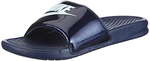 best authentic 0c564 f2956 Nike Benassi Blue, Zapatillas de Deporte para Hombre  Nike  Amazon.es   Zapatos y complementos