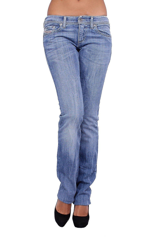 DIESEL - Women's Jeans LOWKY 65Y - Super Slim - Straight - Stretch
