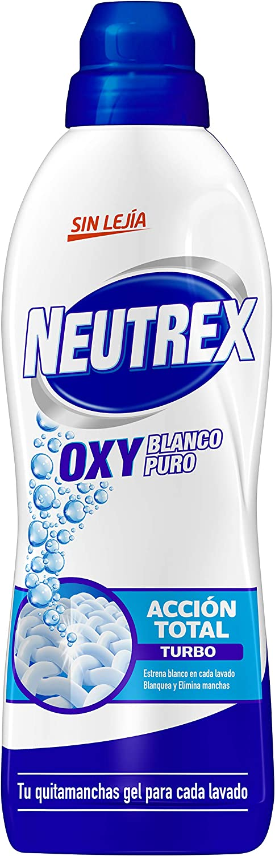 Neutrex Oxy Blanco Puro Quitamanchas sin lejía, 840ml