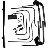 Rampage Jeep 69999 Replacement Soft Top Installation Hardware