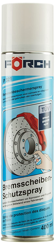 Fö rch Brake Discos de P321 Protective Mist 400 ML Cleanwizzard GmbH