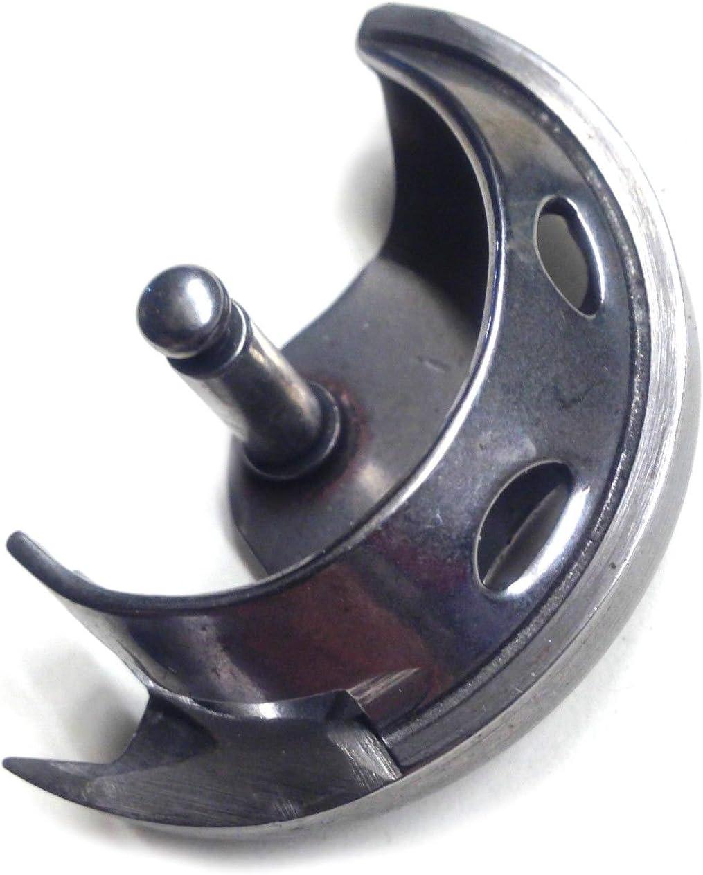 Gancho para máquina de coser doméstica, universal, soporte para bobina