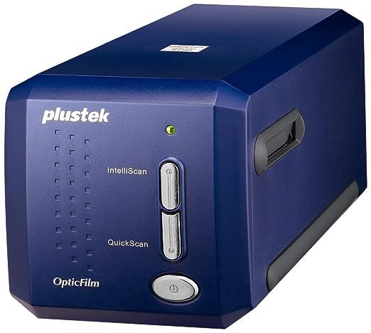 29 opinioni per Plustek OF8100 Scanner Professionale per Diapositive, Blu