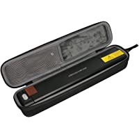 Hart Reise Schutz Hülle Etui Tasche für Fujitsu ScanSnap IX100 mobiler Scanner von co2CREA