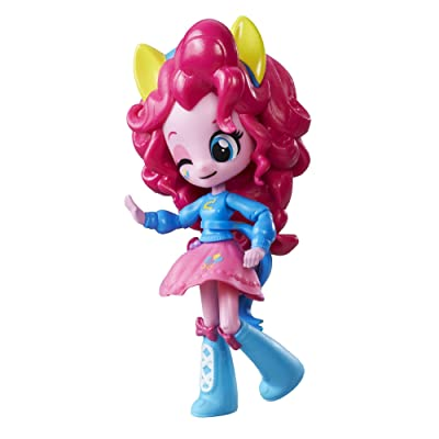 My Little Pony Equestria Girls Minis Pinkie Pie: Toys & Games [5Bkhe0705604]
