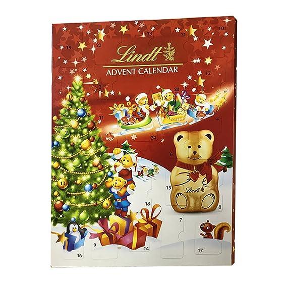 Calendario Dellavvento Lindt Con Cioccolatini Amazonit