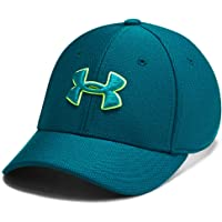 Under Armour Boy's Blitzing 3.0 Cap Gorra, Niños