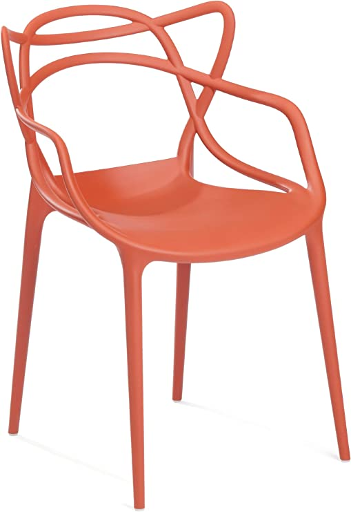 Kartell, Sedia Masters, Colore: Marrone: Amazon.it: Casa e