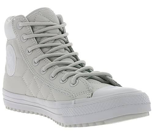 bd28e1738db Converse Mens Chuck Taylor All Star Boot PC Coated Leather Hi  Amazon.ca   Shoes   Handbags