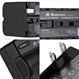 Powerextra 2 Pack Replacement Sony NP-F970