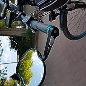 01240113 Humpert Ergotec Fahrrad Spiegel M-99 kurz R/ückspiegel Mopedspiegel