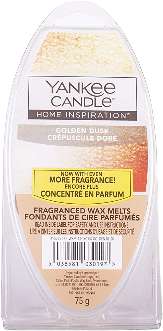 YANKEE CANDLE ® HOME INSPIRATION FRAGRANCE WAX MELTS 75 G CUBES BUY 3 GET 1 FREE