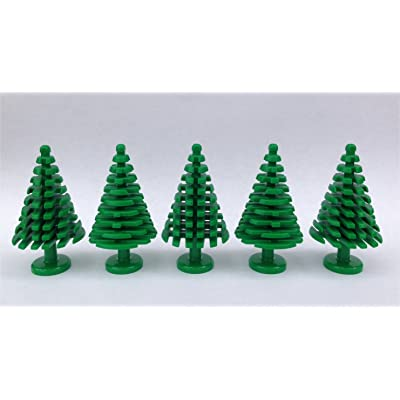 LEGO Pine Tree Large 5-pack: Toys & Games