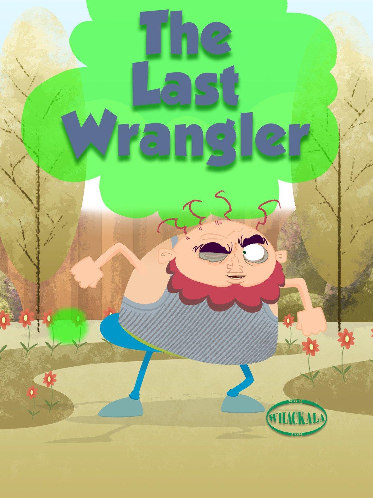 The Last Wrangler on Amazon Prime Video UK