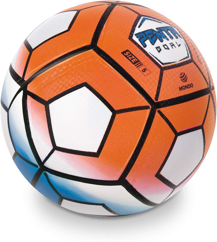Mondo 01032 Floorball Ball Interior y Exterior Multicolor Balon ...