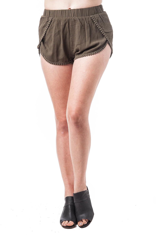 TALLA S. Khanomak - Pantalón Corto Deportivo - para Mujer