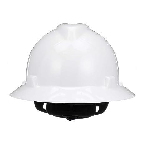 MSA V-Gard Gorra y sombreros, estándar, blanco, 1: Amazon.es: Industria, empresas y ciencia