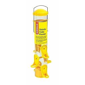 Stokes Select Thistle Tube Bird Feeder
