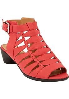 5d78dd15d Comfortview Women s Plus Size Kadie Sandals