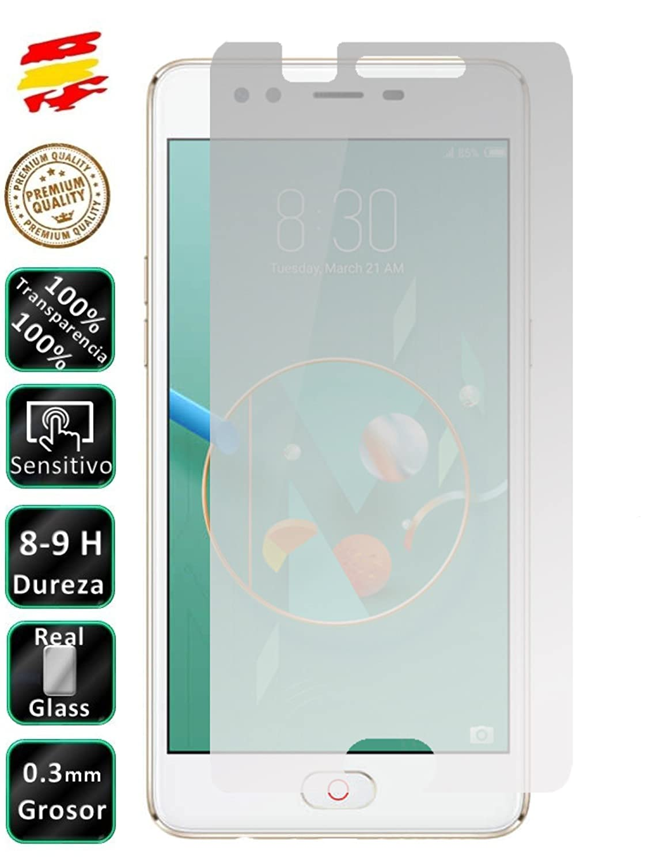 Protector de Pantalla Cristal Templado Vidrio 9H Premium para ZTE Nubia M2 Lite - Movilrey