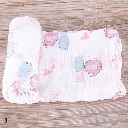 calistouk bebé toalla de baño algodón suave bebé Infant manopla cómodo toalla de baño para baño