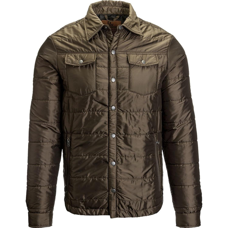 ダックワース メンズ ジャケット&ブルゾン WoolCloud Insulated Snapshirt [並行輸入品] B07C9Z1LY5  S