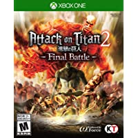 Attack On Titan 2: Final Battle Xbox One - Standard Edition - Xbox One