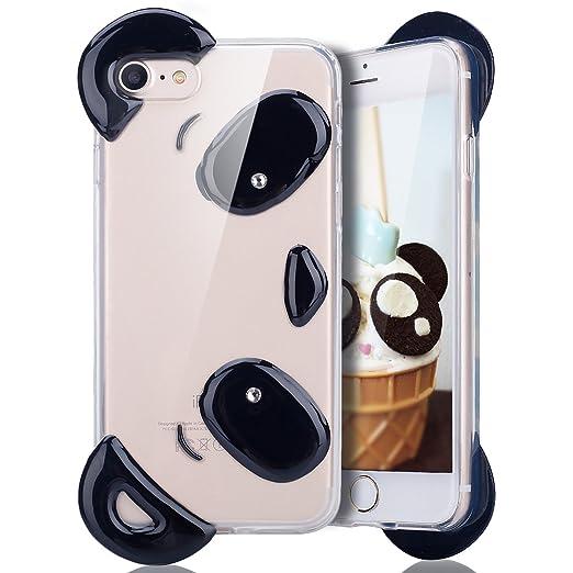 3 opinioni per Ukayfe Custodia UltraSlim cover per iPhone 6 plus 6S plus 5.5 in Gel TPU