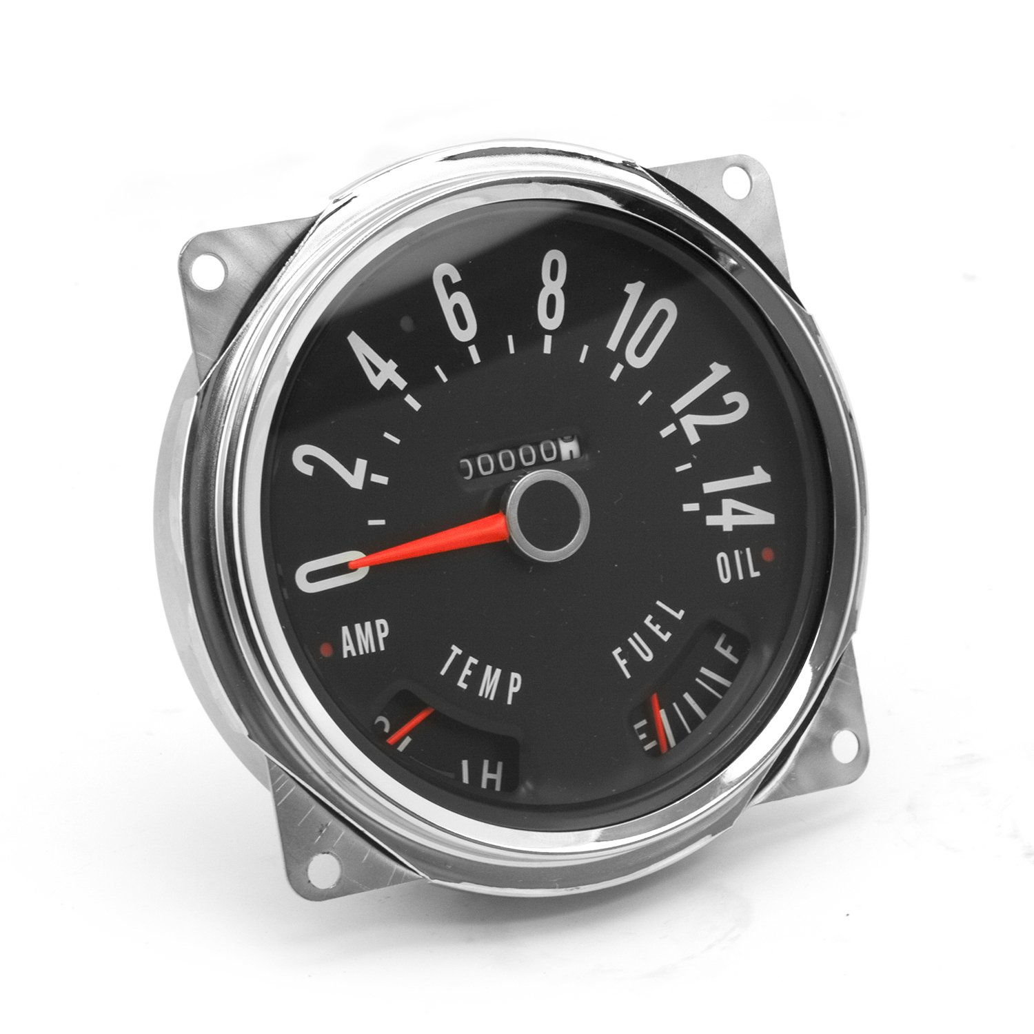 Omix-Ada 17205.02 Speedometer Assembly
