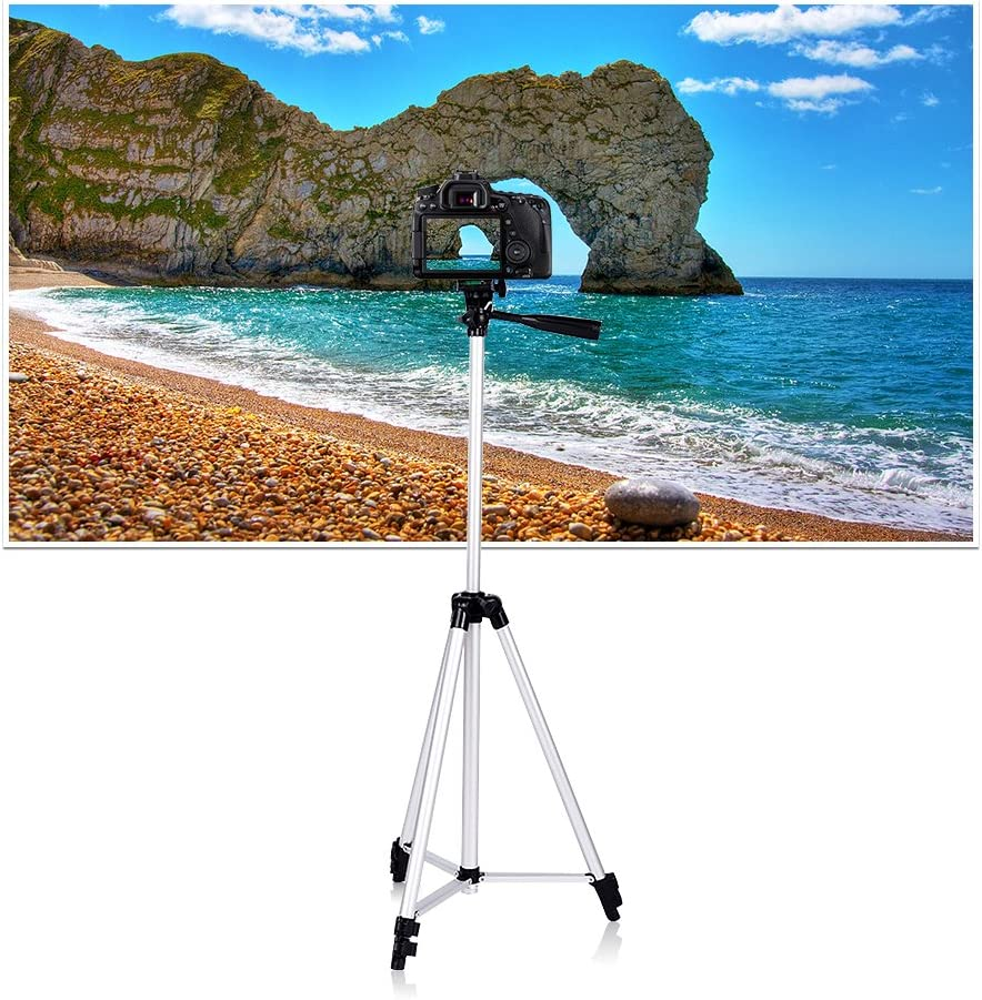 51-Inch 26-51 Premium Tripod with Monopod For Photo//Video Camera with Carrying Bag
