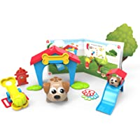 Learning Resources 22-Piece Coding Critters Ranger & Zip Pet Playset