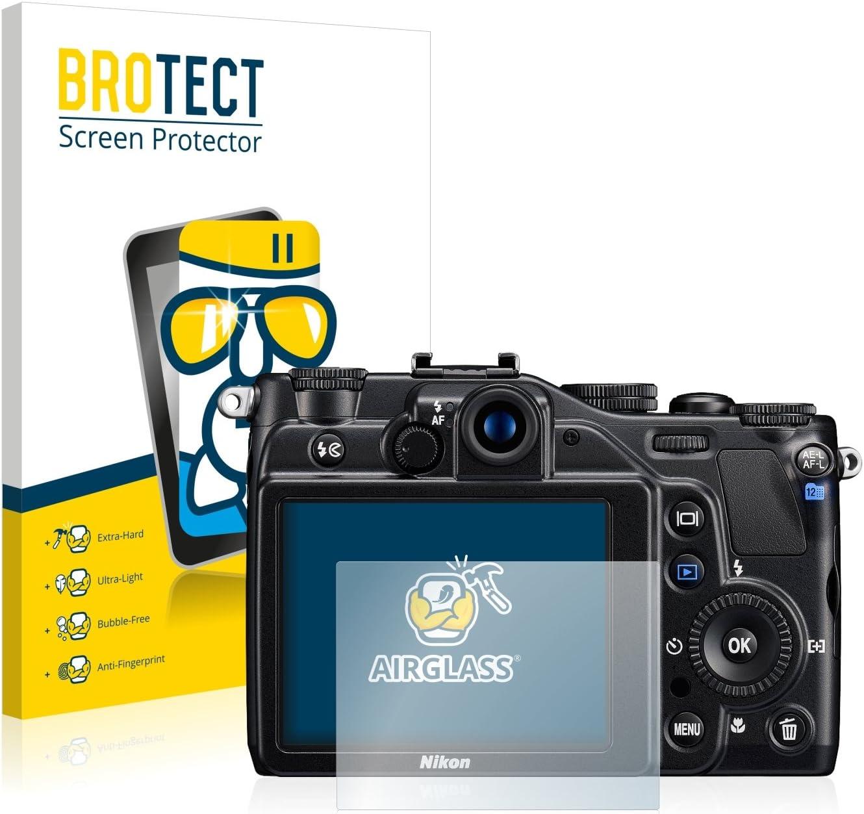 Nikon Coolpix S7000 Protector de Pantalla de Vidrio Templado Film De Protección