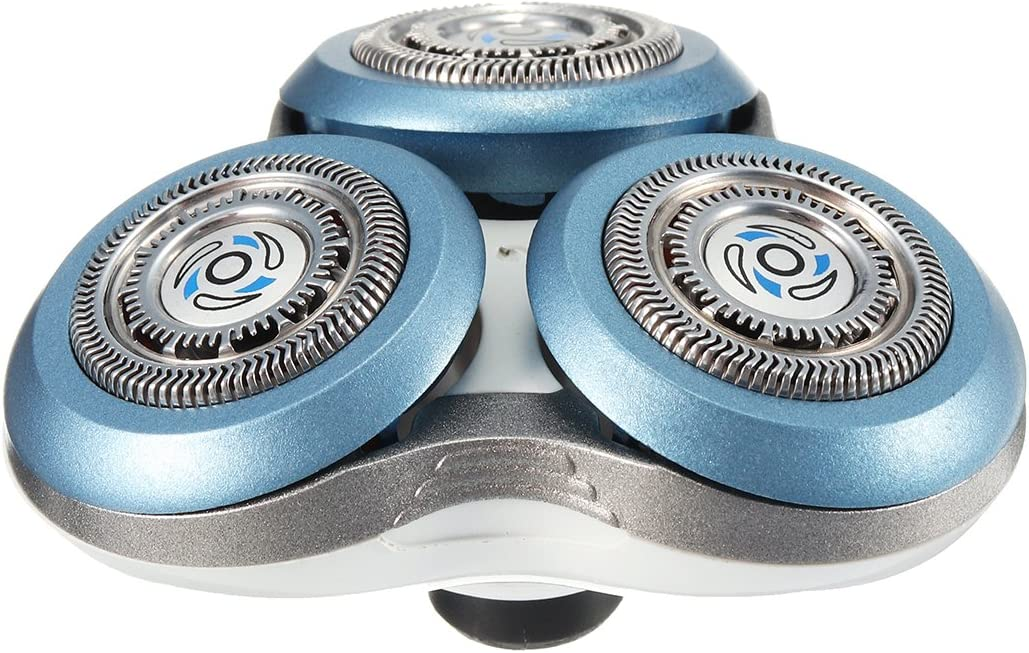 Bluelover Cabezal De Afeitar De Repuesto para Philips Sh90/52 Sh70 ...