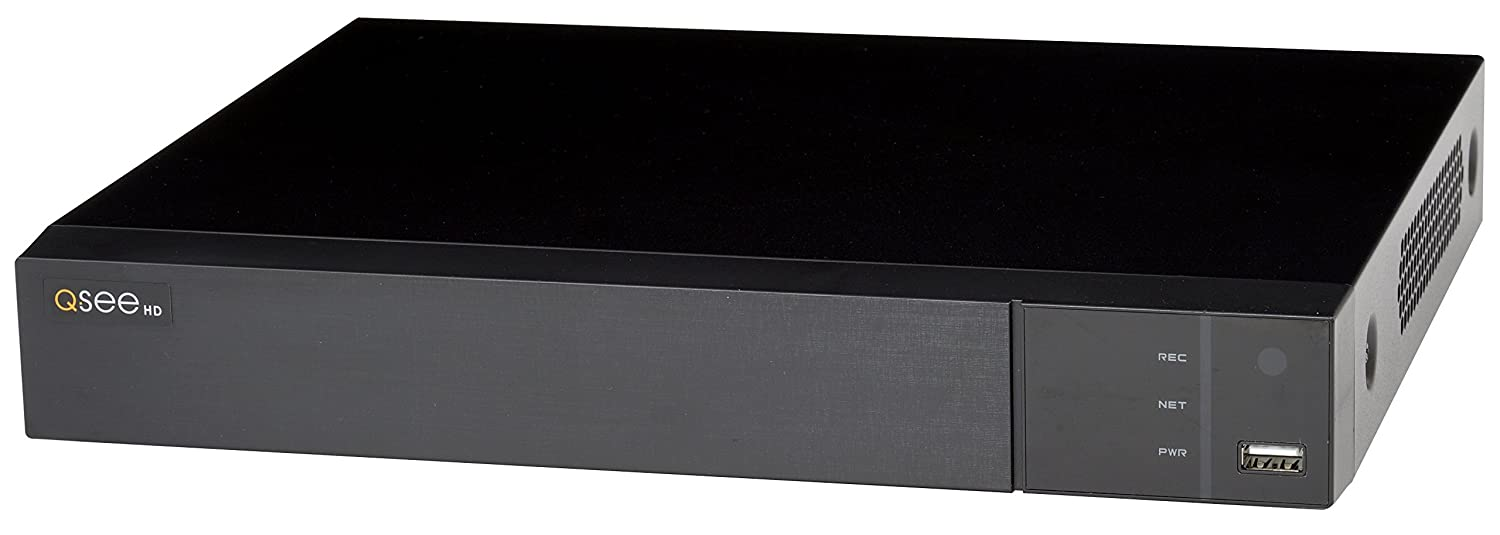 Amazon.com : Q-See QTH916-2 | 16-Channel 1080p PIR Enabled HD Analog DVR  with 2TB Hard Drive | BNC Surveillance Recorder | Smartphones & Tablets  Connect to ...