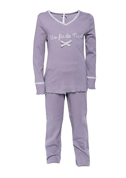 Louis & Louisa - Pijama - para niña pardo 4 años
