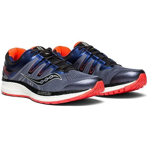 Saucony Hurricane ISO 4, Zapatillas de Running para Hombre: Amazon.es: Zapatos y complementos