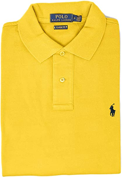 Polo Ralph Lauren Classic Fit - Polo de Malla: Amazon.es: Ropa y ...
