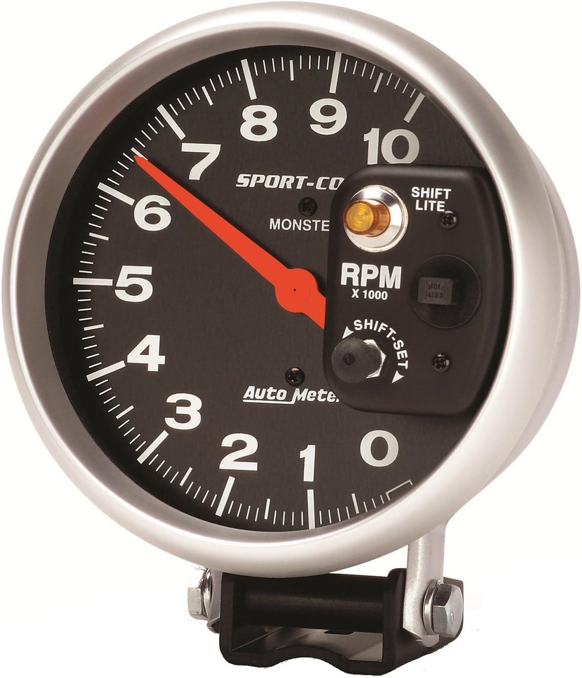 Auto Meter 3903 Sport-Comp Shift-Lite Tachometer
