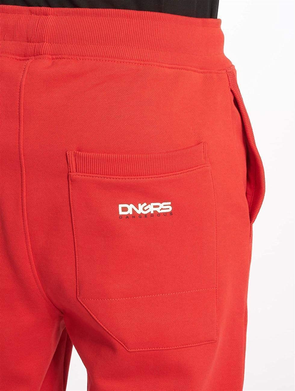 Dangerous DNGRS Classic Sport Pantalon de Jogging pour Homme