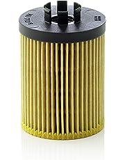 Original MANN-FILTER Ölfilter HU 712/8 X – Ölfilter Satz mit Dichtung / Dichtungssatz – Für PKW